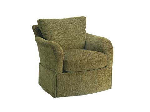 Chaddock - Carson Swivel Chair - U0176-1