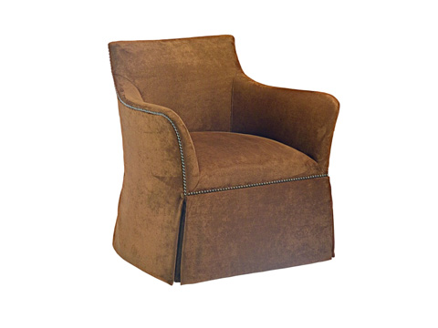 Chaddock - Tiffany Swivel Chair - U0775-1