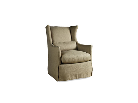 Chaddock - Laquinta Wing Chair - U0910-1