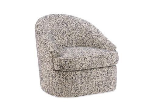 Chaddock - Perk Swivel Chair - U1262-1