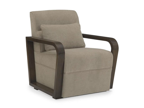 Chaddock - Red Mountain Lounge Chair - UC3173