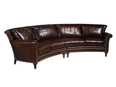 Chaddock - Surrey Leather Sectional - L-9927-33L/L-9927-33R