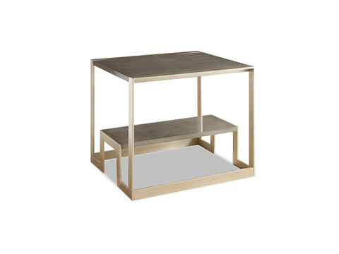 Chaddock - Silhouette End Table - 1560-42