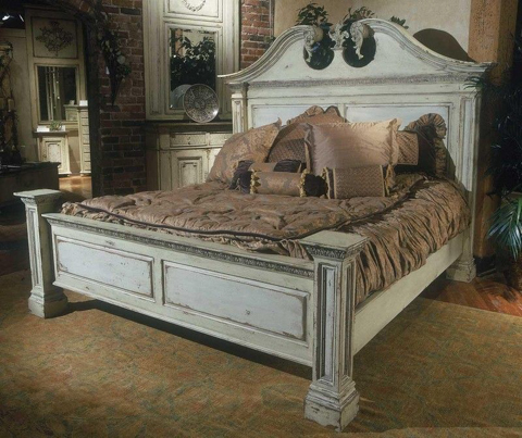 Image of Central Park Queen Panel Bed