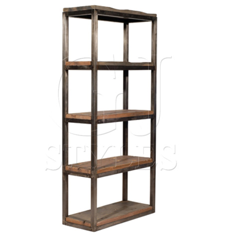 Image of Axel Single Bookcase