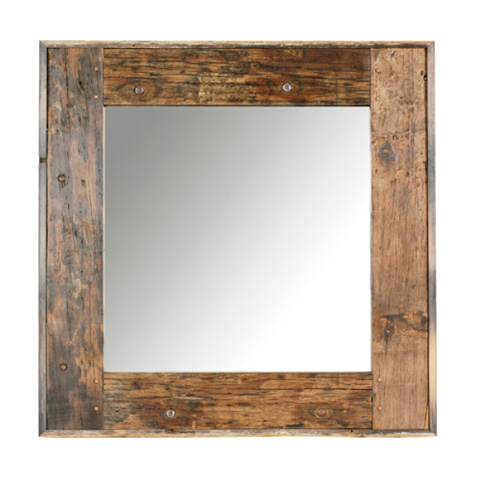 Image of Axel Square Mirror