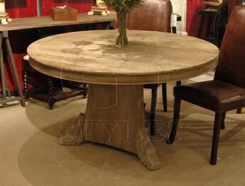 GJ Styles - Bordeaux Dining Table - SN126