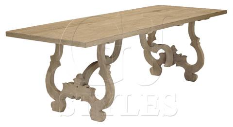 GJ Styles - Nantes Dining Table - SN161