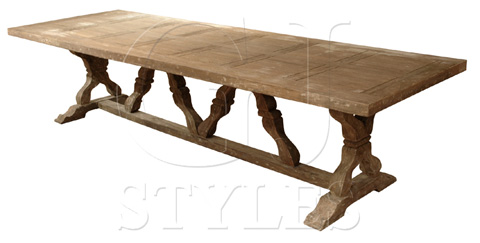 GJ Styles - Linley Dining Table - SN187