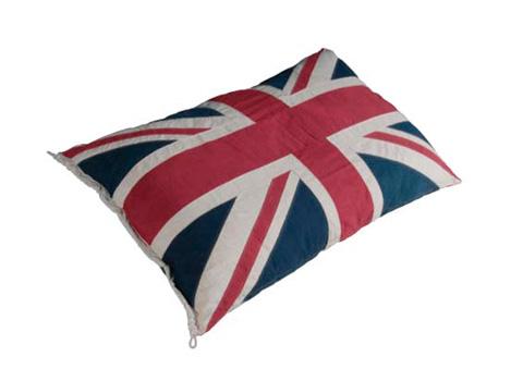 GJ Styles - Flag Cushion UK Small - HA307