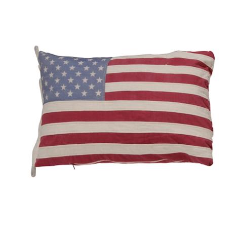 GJ Styles - Flag Cushion USA Medium - HA347
