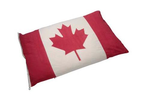 GJ Styles - Small Canada Flag Cushion - HA322