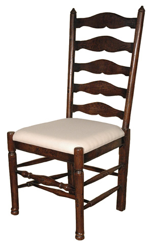 GJ Styles - Springfield Ladder Back Side Chair - JK89