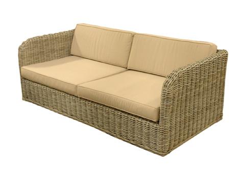 GJ Styles - Britt Three Seater with Cushion - KR36