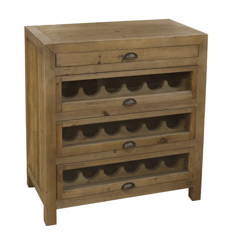 GJ Styles - Malcom Wine Cabinet - KS332