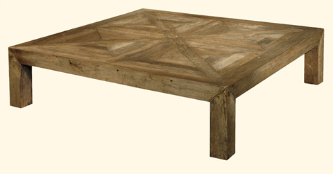 GJ Styles - Large Toscane Coffee Table - KS62