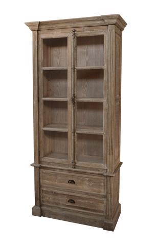 GJ Styles - Pine Bookcase - LD89-OL