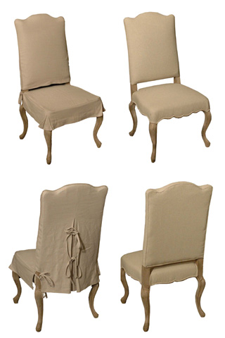 GJ Styles - Norma Dining Chair with Slip Cover - SN407
