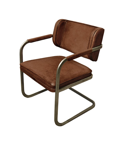 GJ Styles - Jimmy Chair in Light Brown Buffalo - TR02