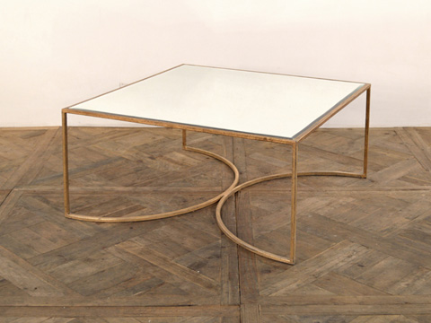 GJ Styles - Valence Coffee Table - DF55