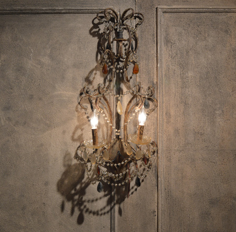 GJ Styles - Sara Wall Sconce-Small - SN497