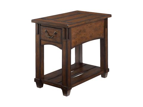 Hammary Furniture - Tacoma Rectangular Chairside Table - 049-916