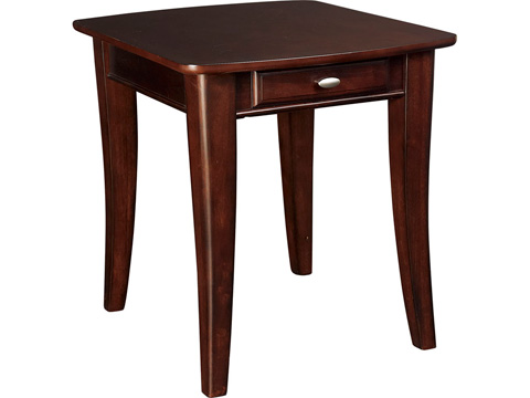 Hammary Furniture - Rectangular End Table - T2079221-00