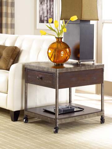 Hammary Furniture - Rectangular Drawer End Table - T3002021-00