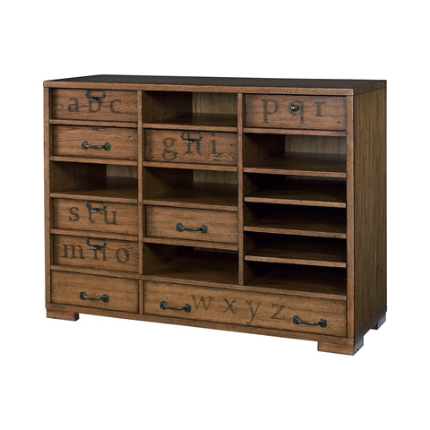 Hammary Furniture - Hidden Treasures Printers Cabinet - 090-447