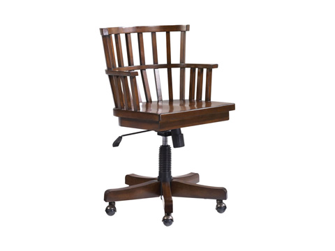 Image of Mercantile Wooden Office Chair