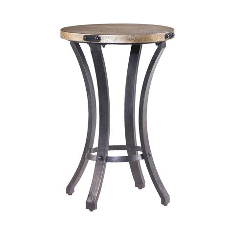 Hammary Furniture - Hidden Treasures Round Accent Table - 090-370