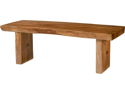Hammary Furniture - Live Edge Cocktail Table - 090-554