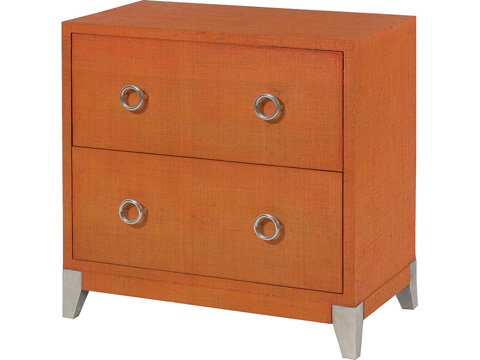 Hammary - Orange Accent Chest - 090-563