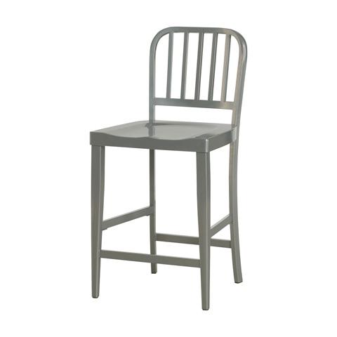 Hammary Furniture - Gray Counter Stool - 090-579
