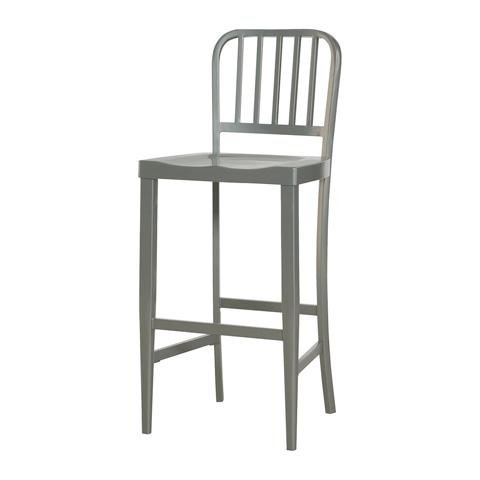 Hammary Furniture - Gray Bar Stool - 090-581
