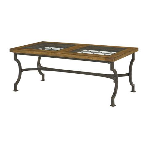 Hammary Furniture - Flea Market Cocktail Table - 090-663