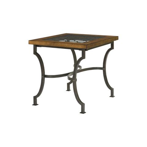 Hammary Furniture - Flea Market End Table - 090-666