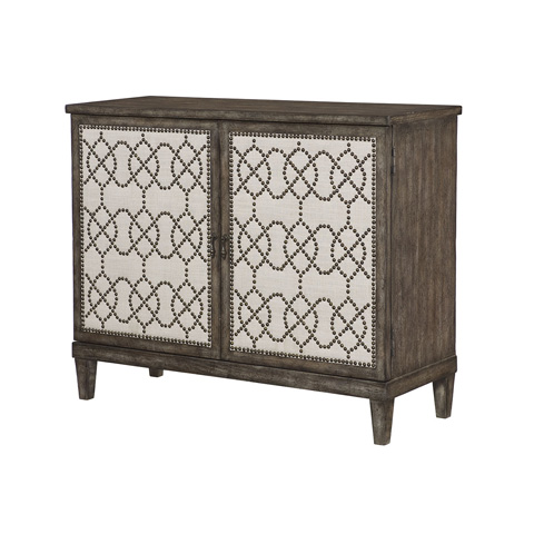 Hammary Furniture - Nailhead Cabinet - 090-700