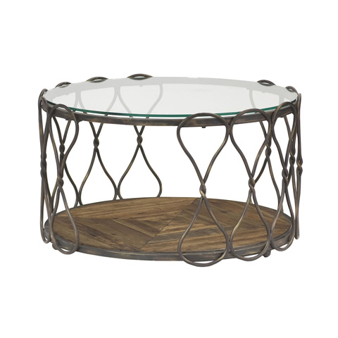 Hammary Furniture - Round Cocktail Table - 090-713