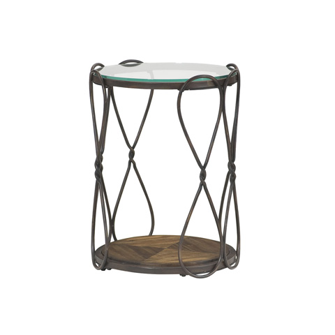 Hammary Furniture - Round End Table - 090-714