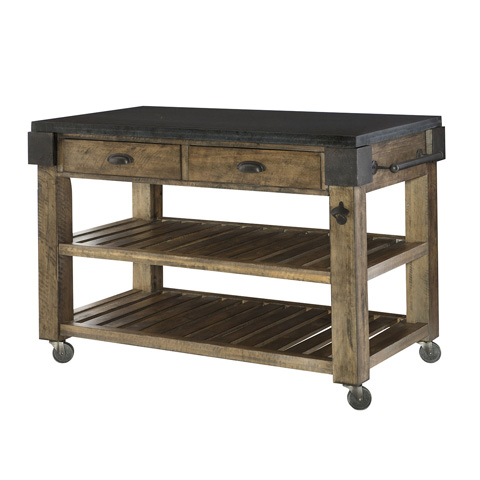Hammary Furniture - Kitchen Island - 090-763