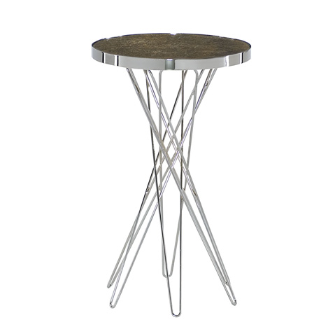 Hammary Furniture - Slate Wire End Table - 090-784