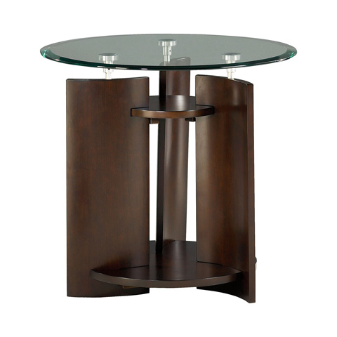Image of Round Cocktail Table