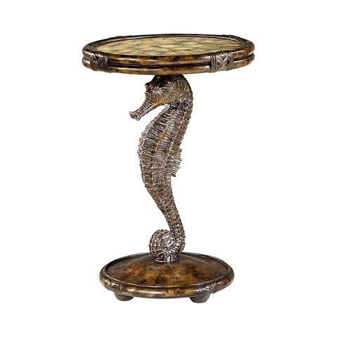 Hammary Furniture - Seahorse Round Accent Table - 110-916