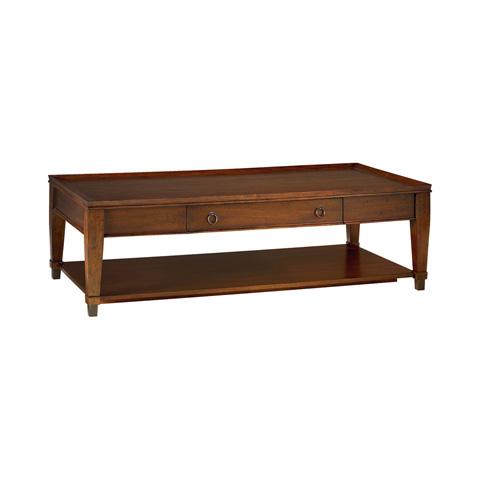 Hammary Furniture - Rectangular Cocktail Table - 197-913