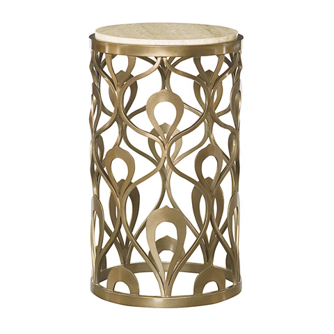 Hammary Furniture - Round End Table - 308-918
