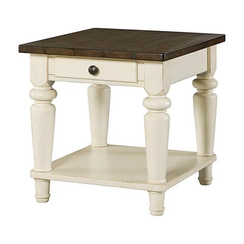 Hammary Furniture - Rectangular End Table - 346-915