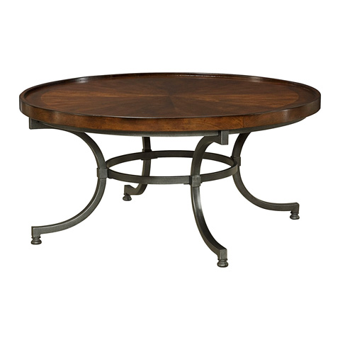 Hammary Furniture - Round Cocktail Table - 358-911