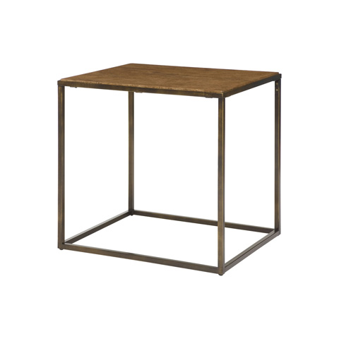 Hammary Furniture - Rectangular End Table - 376-915