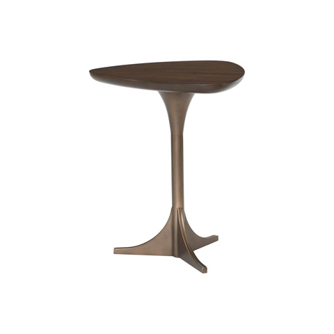 Hammary Furniture - Tripod Accent Table - 384-914